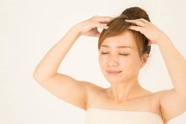 乾燥と抜け毛を防ぐ対策